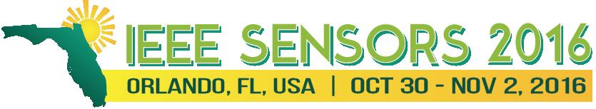 IEEE SENSORS 2016